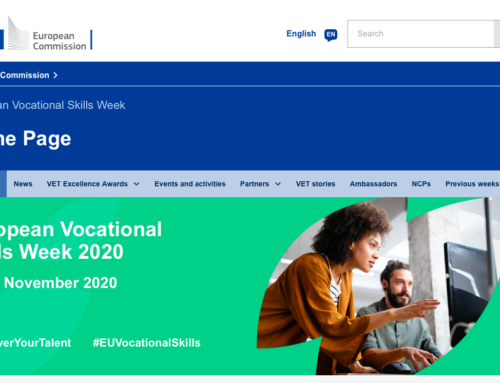 Valueable and the European Vocational Skills Week 2020